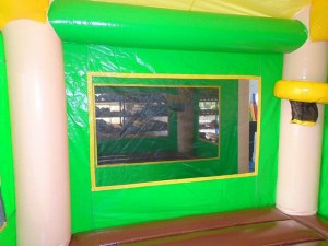 22Tropical Island Bounce House