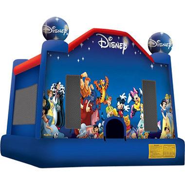 9World of Disney bounce house