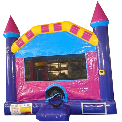 23Purple Passion Bounce House
