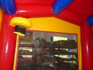 6Fun Play House bounce house moonwalk