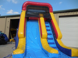 12Deep Blue Wet Dry slide