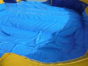 7Deep Blue wet dry slide