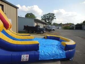 10Deep Blue Wet Dry slide