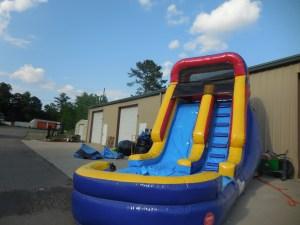 8Deep Blue Wet Dry slide
