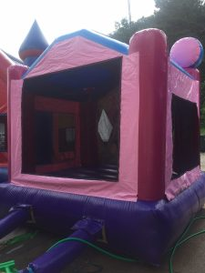 12Disney Princess bounce house moonwalk