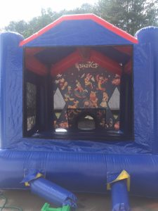 7World of Disney bounce house moonwalk