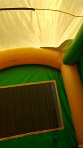 5Tropical Island bounce house combo