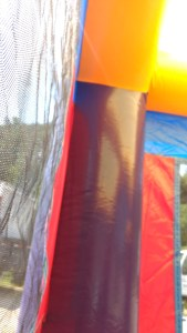 14Purple Passion bounce house