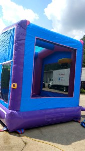 6Blue Play House Bounce House moonwalk