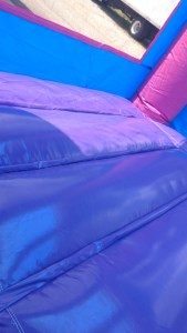 1Blue Play House Bounce House moonwalk
