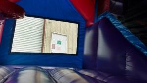 9Princess Palace bounce house combo