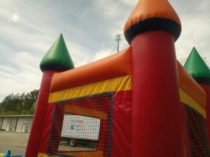 4Royal Castle Bounce House combo