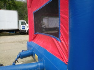 7Candyland bounce house moonwalk