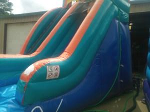 18Kahuna Wet Dry slide