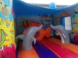 10Marino Aquarium bounce house