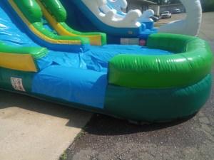 11Paradise Plunge Wet Dry slide