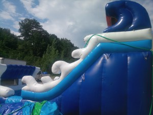 1Tidal Wave Wet Dry slide