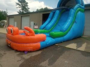 4Under Sea Wet Dry slide