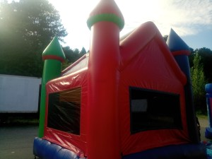 11Candyland bounce house moonwalk