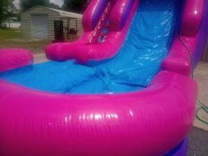 3Pretty Princess Wet Dry slide
