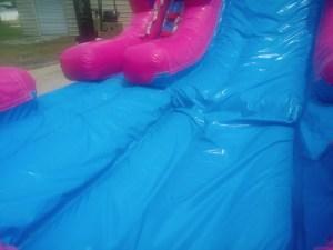 2Pretty Princess Wet Dry slide