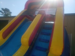 4Deep Blue wet dry slide