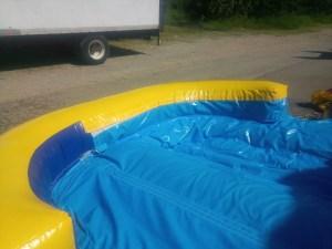 3Deep Blue wet dry slide