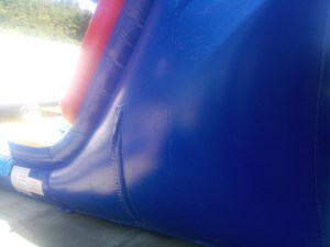 1Deep Blue wet dry slide