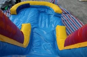 20Deep Blue Slide pool