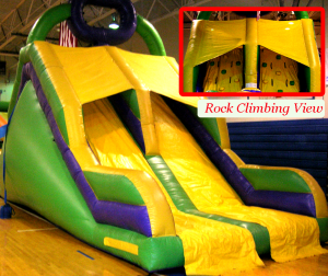 Green Thing obstacle course