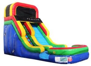 3Rainbow Rising Wet Dry slide