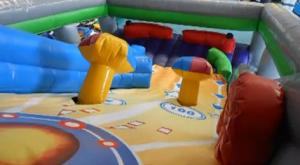 7Pinball Action Dry slide