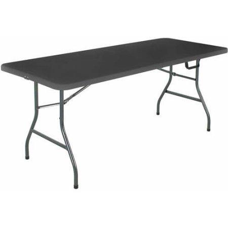 6ft Black table