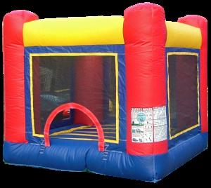 2Baby Red Jumper Bounce House moonwalk