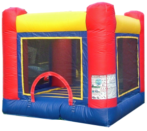 2Baby Red Jumper Bounce House moonwalk