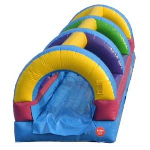 5Rainbow Slip and Slide water slide