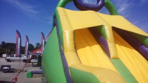3Green Thing 55 foot Obstacle Course