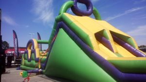 2Green Thing 55 foot Obstacle Course