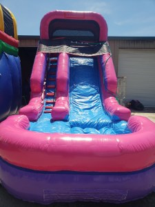 7Pretty Princess Wet Dry slide