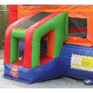 Lets Play Ball Bounce House Side entrance