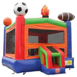 Play Ball Bounce House 205Party