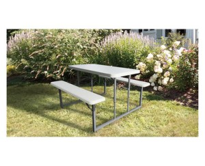 Adult picnic table