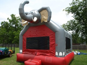 Big Al Bounce house