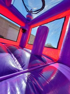 Tickled Pink Bounce House popups