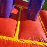 Jolly Jump Bounce House floor