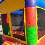 Jolly Jump Bounce House angle