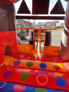 Mad Science Lab Twister floor and opening