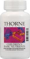Thorne Children's Basic Nutrients
