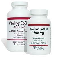 High-potency CoQ10 by Vitaline