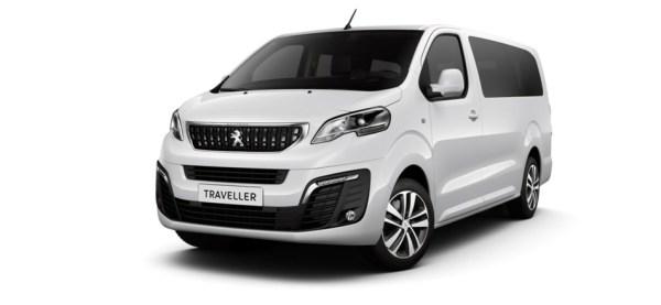 Купить новый автомобиль Peugeot Traveller Business VIP ...